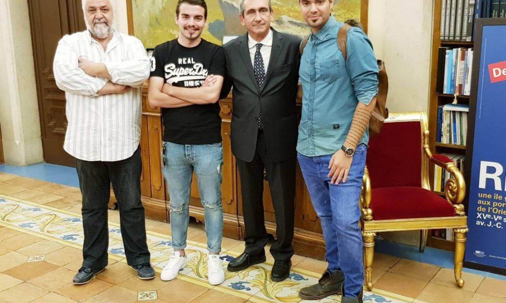 Παρούσα η Περιφέρεια N. Αιγαίου στον ευρωπαϊκό διαγωνισμό για νέους σεφ