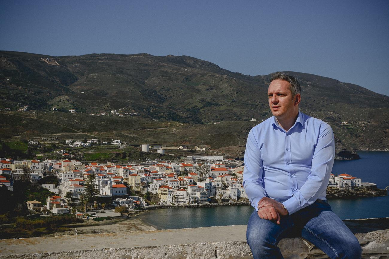 Χρήστος Βουραζέρης: «Τεράστιο το κόστος κτηματογράφησης για το νησί μας…»