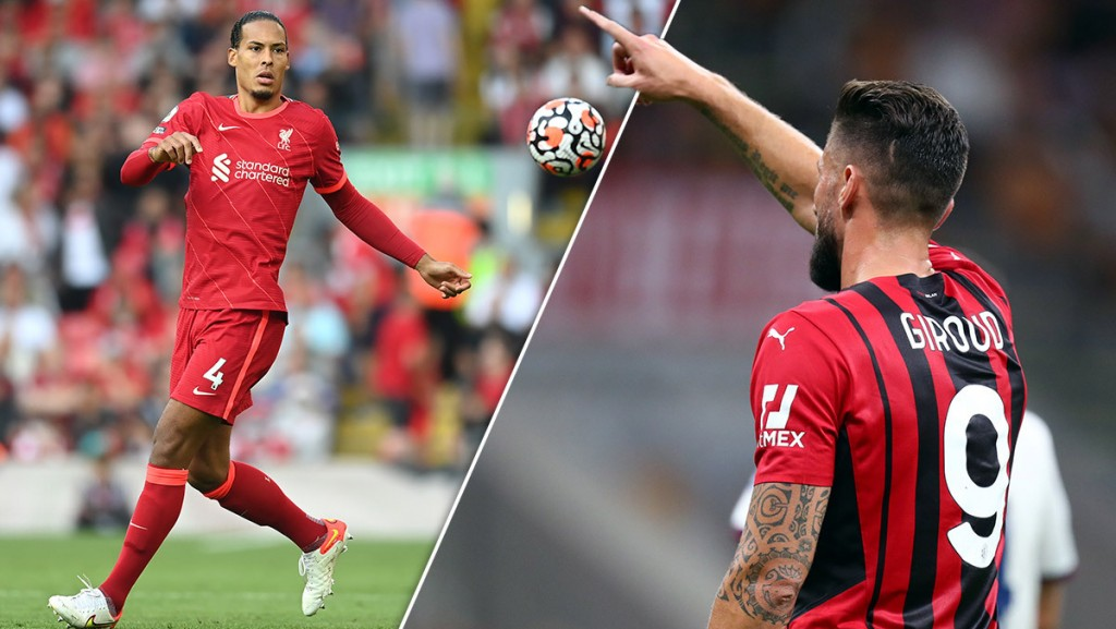 Champions League – Μεγάλες αναμετρήσεις σε Μιλάνο και Λίβερπουλ