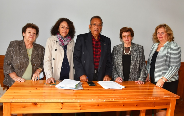 Τριετής προγραμματική σύμβαση Ιδρύματος Μωραΐτη Άνδρου με τον Φιλανθρωπικό Σύλλογο Αποικίων